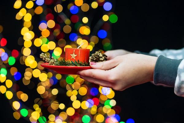 Свечи для загадывания желания в новогоднюю ночь