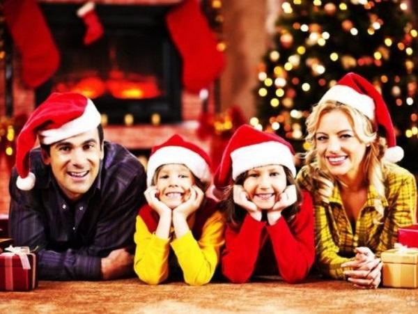 Семья из 4-х человек