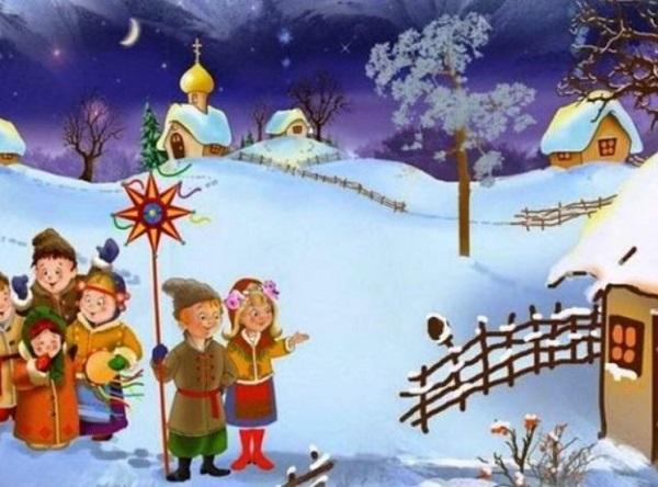 Рождество Христово 2022: колядки